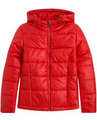 Pepe Jeans - Short Zip-up Padded Jacket - Lyst