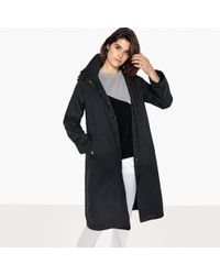 La Redoute - Long Hooded Waterproof Jacket - Lyst