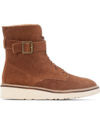 Esprit - Cortina Ankle Boots - Lyst