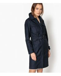 La Redoute - Belted Trenchcoat - Lyst