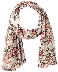 La Redoute - Printed Scarf - Lyst