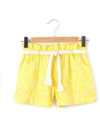 Le Temps Des Cerises - Printed Shorts - Lyst