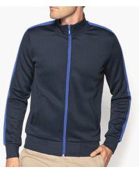 La Redoute - High Neck Zip-up Sweatshirt - Lyst