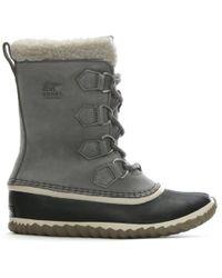 Sorel | Caribou Slim Quarry Ankle Boots | Lyst