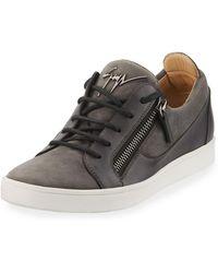 Giuseppe Zanotti - Men's Mixed Platform Sneakers - Lyst