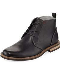 Original Penguin - Monty Leather Chukka Boot - Lyst