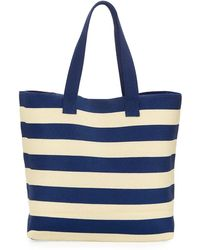 San Diego Hat Company | Wide Striped Tote Bag | Lyst