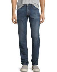 Tom Ford - Straight-fit Denim Jeans - Lyst