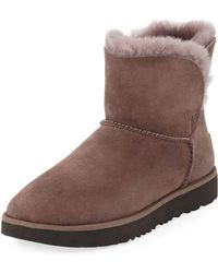 UGG - Classic Cuff Mini Boots - Lyst