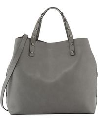 French Connection   Celia Faux-leather Tote Bag   Lyst