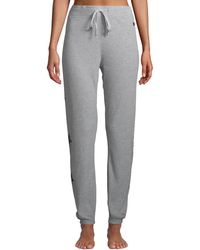 Peace Love World - Ribbed Star-print Comfy Pants - Lyst
