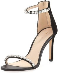 7e28a19492f2 Lyst - Betsey Johnson Womens Sybil Sequined Dressy Evening Heels in ...