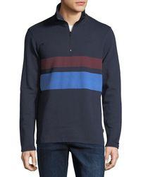 Wesc - Malte Striped Pullover Sweatshirt - Lyst