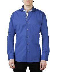 Maceoo - Men's Einstein Dot Sport Shirt - Lyst