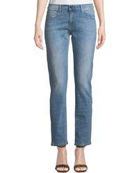 Brockenbow - Charlotte Piped Boyfriend Jeans - Lyst