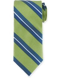 Peter Millar - Striped Silk Tie - Lyst