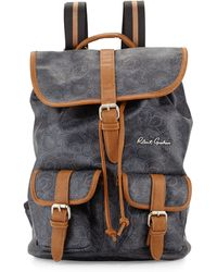 Robert Graham - Paisley-printed Rucksack Backpack - Lyst