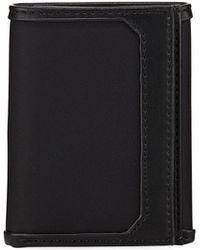 Neiman Marcus - Men's Nylon Tri-fold Wallet - Lyst