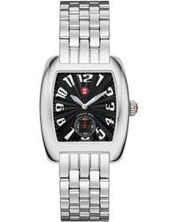 Michele - 30mm Urban Mini Bracelet Watch - Lyst