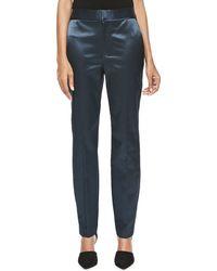 Theory Icon - High-waist Skinny Pants - Lyst