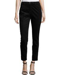 Neiman Marcus   Twiggy Skinny Velvet Jeans   Lyst