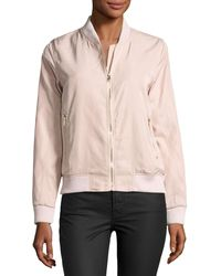On The Road - Lia Bomber Jacket - Lyst