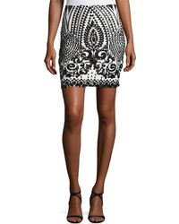 Goldie London - Rock The Boat Sequined Pencil Skirt - Lyst