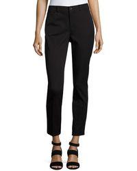 Neiman Marcus   Textured Stretch Denim Skinny Jeans   Lyst