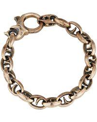 Stephen Webster - Men's Thorn Large Oval Link Bracelet - Lyst