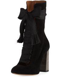 Chloé - Chloé 'harper' Mid-calf Boots - Lyst