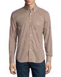 Billy Reid - Holt Button-down Sport Shirt - Lyst