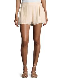 State Of Being - Ranger Layered Woven Shorts - Lyst