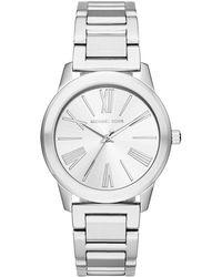 MICHAEL Michael Kors - 38mm Bracelet Watch W/ Mixed Time Markers - Lyst