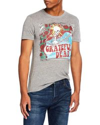 Chaser - Men's T-shirt With Grateful Dead Graphic - Lyst