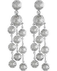 John Hardy Palu Chandelier Earrings - Metallic