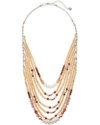 Nakamol - Multi-strand Statement Necklace - Lyst