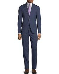 Neiman Marcus - Men's Tick-weave Two-piece Suit - Lyst