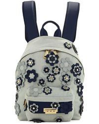 Zac Zac Posen - Eartha Iconic Small Floral Backpack - Lyst