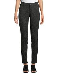 Neiman Marcus - Twiggy Mid-rise Printed Slim Jeans - Lyst