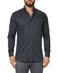 Maceoo - Men's Shaped-fit Luxor Funky Chemistry Sport Shirt - Lyst