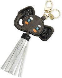 Neiman Marcus - Elephant Tassel Keychain - Lyst