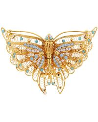 Jose & Maria Barrera - Filigree Butterfly Pin - Lyst