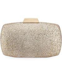 Sondra Roberts - Ombré Glitter Oval Box Clutch Bag - Lyst