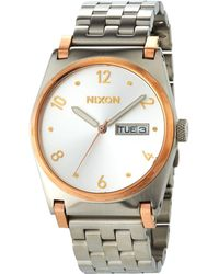 Nixon - 36mm Jane Bracelet Watch - Lyst