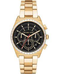 MICHAEL Michael Kors - 38mm Vail Chronograph Watch - Lyst