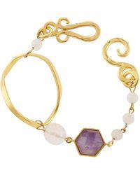 Stephanie Kantis - Organic Mixed Bracelet - Lyst