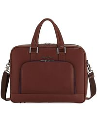 Robert Graham - Paterio Faux-leather Briefcase - Lyst