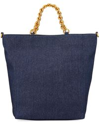 Neiman Marcus - Chain Shopper Tote Bag - Lyst