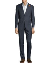 English Laundry - Men's Striped Two-piece Suit - Lyst