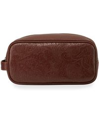 Robert Graham - Paisley Faux-leather Travel Case - Lyst